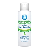 SannyTize Instant Hand Sanitizer - 4 oz Bottle