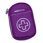Small Medicine Case - Purple