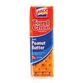 Toast Chee Peanut Butter Sandwich Crackers (20-ct)