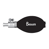 Baum Calibrated V-Lok Inflation Systems - Bulb & Valve (Only)