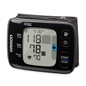 OMRON 7 Series Wireless Bluetooth Wrist Blood Pressure Monitor