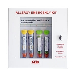 The Original Allergy Emergency Kit - Non-Locking with Alarm