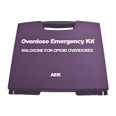 Narcan Overdose Emergency Kit Case