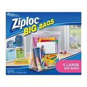Ziploc BIG Bags - 3 Gallon (Large)