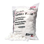 Cotton Balls - Medium  (100/Bag)