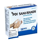 Sani-Hands Instant Hand Sanitizing Wipes (100/Box)