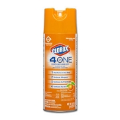 Clorox 4-in-One Disinfectant & Sanitizer (14 oz)