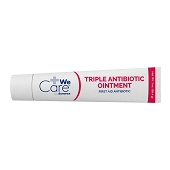 Triple Antibiotic Ointment (1/2 oz Tube)