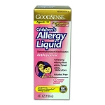 Generic Children's Allergy Liquid (4 oz)