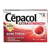 Cepacol Lozenges (16/Box)