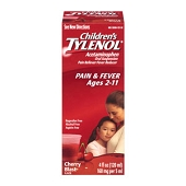 Tylenol Children's Liquid (4 oz)