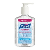 PURELL Pal with Advanced Hand Sanitizer - 8 oz Pump (Only)