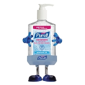 PURELL Pal with Advanced Hand Sanitizer Gel (8 oz)