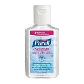 PURELL Advanced Instant Hand Sanitizer - 2 oz Squeeze