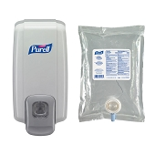PURELL Advanced Instant Hand Sanitizer - Combo Kit (Manual)