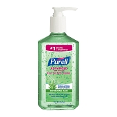 PURELL Advanced Instant Hand Sanitizer with ALOE - 12 oz Pump