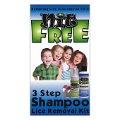 NitFree 3 Step Lice Removal Kit