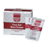 First Aid Burn Cream (25/Box)