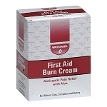 First Aid Burn Cream (144/Box)