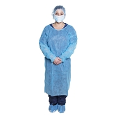 Dukal Examination Gowns (50-ct)
