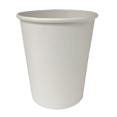 8 oz Paper Hot Cups (50/Tube)