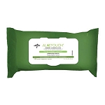 AloeTouch Personal Cleansing Wipes - Scented (100/Pkg)