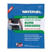 Water-Jel Sterile Gel-Soaked Burn Dressing - 4