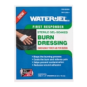 Water-Jel First Responder Burn Dressing - 2