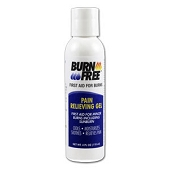 BurnFree Pain Relieving Gel (4 oz)