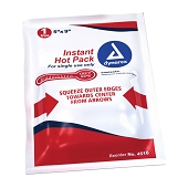 Economy Instant Heat Pack (24/Case)