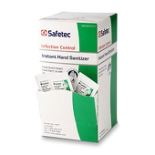 Safetec Instant Hand Sanitizer (144-ct)