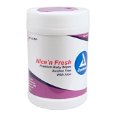 Nice'n Fresh Premium Baby Wipes (140/Tub)