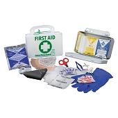 10 Person Deluxe First Aid Kit