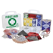 25 Person Deluxe First Aid Kit