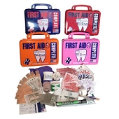 Save-a-Tooth First Aid Kit (Red)