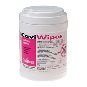 CaviWipes Surface Disinfectant/Decontamination Cleaner - Large Wipes (160/Tub)