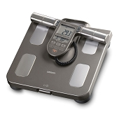 Omron Body Composition Monitor and Scale with Hand Grip