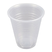 5 oz Economy Flat Bottom Plastic Cup (100-ct)