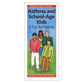 Asthma and School-Age Kids:  7 Tips for Parents (50/Pkg)