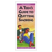 A Teen's Guide to Quitting Smoking (Each)