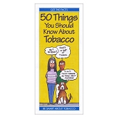 50 Things You Should Know About Tobacco (Each)