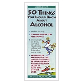 50 Things You Should Know About Alcohol (50/Pkg)