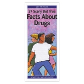 37 Scary Facts About Drugs (50/Pkg)