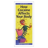 How Cocaine Affects Your Body (50/Pkg)