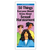 50 Things Everyone Should Know About Sexual Harassment (50/Pkg)