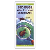 Bed Bugs:  What Everyone Should Know (Each)