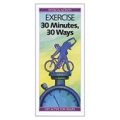 Exercise 30 Minutes, 30 Ways (Each)