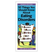 50 Things You Should Know About Eating Disorders (50/Pkg)