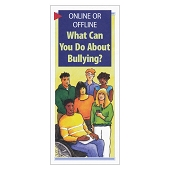 Online or Offline: What Can You Do About Bullying? (50/Pkg)
