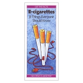E-Cigarettes: 8 Things Everyone Should Know (Each)
